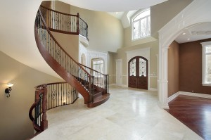 luxury staircase