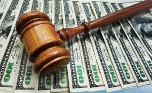 gavel money court settlement