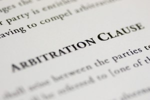 canstockphoto7251937 arbitration clause