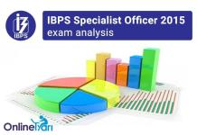 IBPS-Specialist-Officer-Exam-Analysis-2016