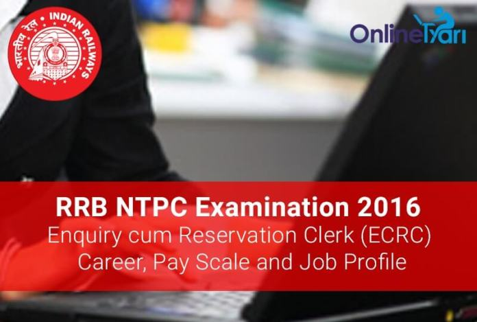 RRB-NTPC-Enquiry-cum-Reservation-Clerk -(ECRC)-Job-Description