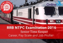 RRB-NTPC-Senior-Time-Keeper