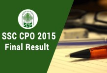 SSC-CPO-SI-ASI-Final-Result-2015