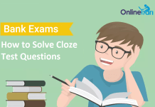 How to Solve Cloze Test Questions in Bank Exams