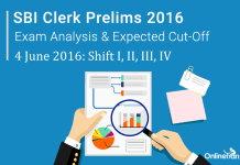 SBI Clerk Exam Review Prelims 4 June