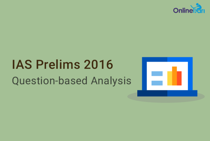 IAS Prelims Exam Analysis
