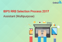 IBPS RRB Selection Procedure 2017 | Assistant (Multipurpose)