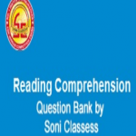 Reading Comprehension Question Bank
