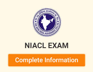 NIACL Recruitment Exam