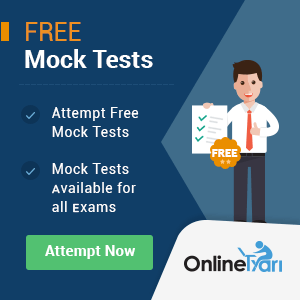 Free Online Public Banks Mock Test