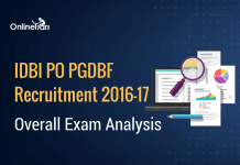 IDBI Assistant Manager Exam Analysis, Overall Good Attempts