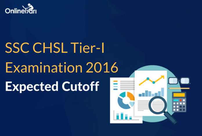 Overall SSC CHSL Expected Cut Off 2016 & Good Attempts
