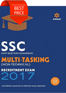 SSC Multi-tasking (Non-technical) Recruitment Exam