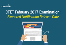 CTET February 2017 Examination: Expected Notification Release Date