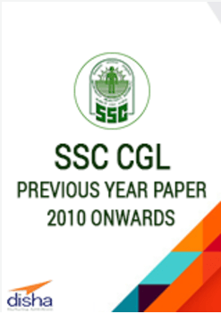 SSC CGL Previous Year Paper 2010 Onwards