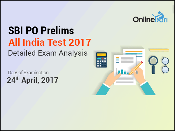 SBI PO Prelims All India Test Analysis: 24th April