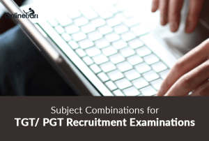 UP TGT/ PGT Eligibility Criteria, Selection Process 2016