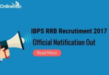 IBPS RRB Notification 2017