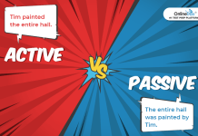 Basic Concepts of Active-Passive voice