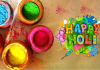 May This Festival Brings More Cheerful Colors in Your Life | Happy Holi