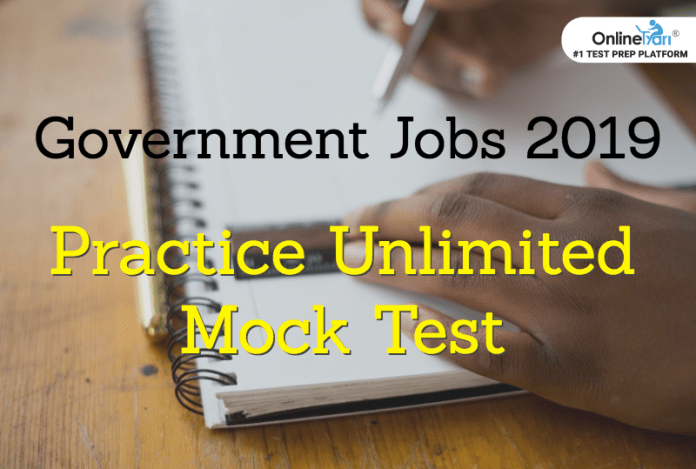 Begin Your Online Government Exam Preparation with Unlimited Mock Tests