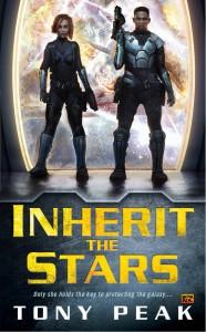 Tony's cover Inherit the stars