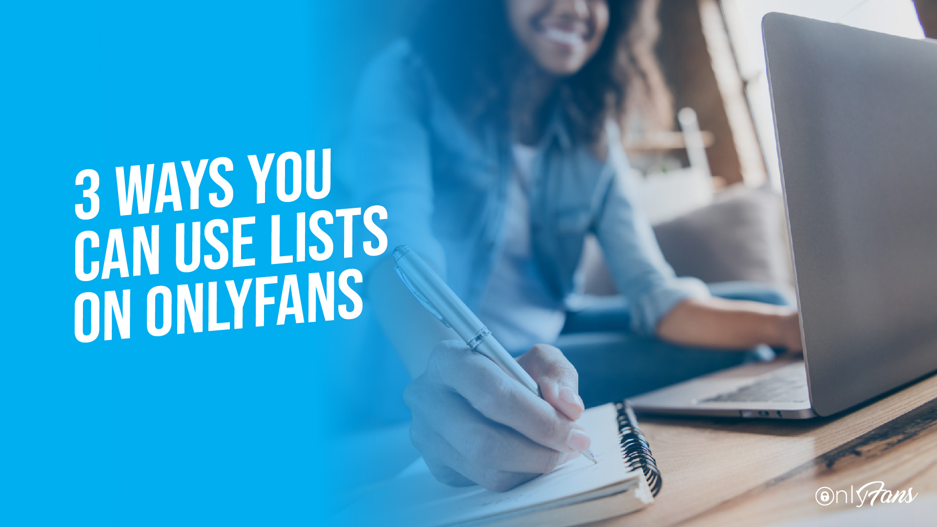ways you can use lists on OnlyFans
