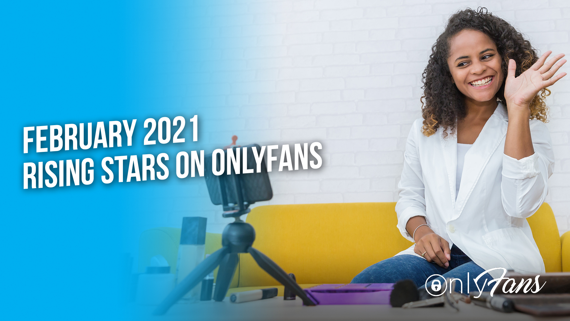 February 2021 Rising Stars On OnlyFans