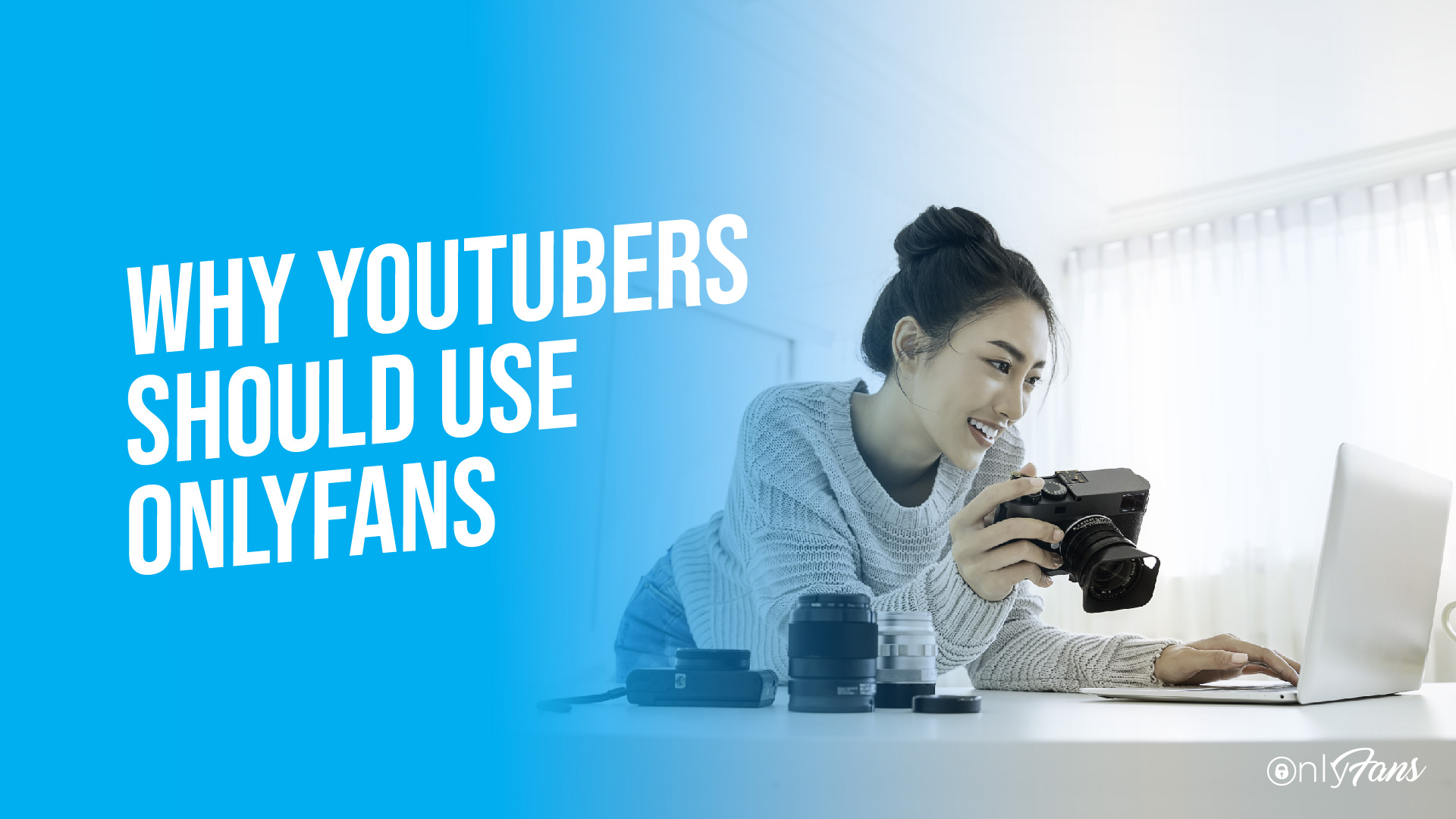 Why YouTubers should use OnlyFans