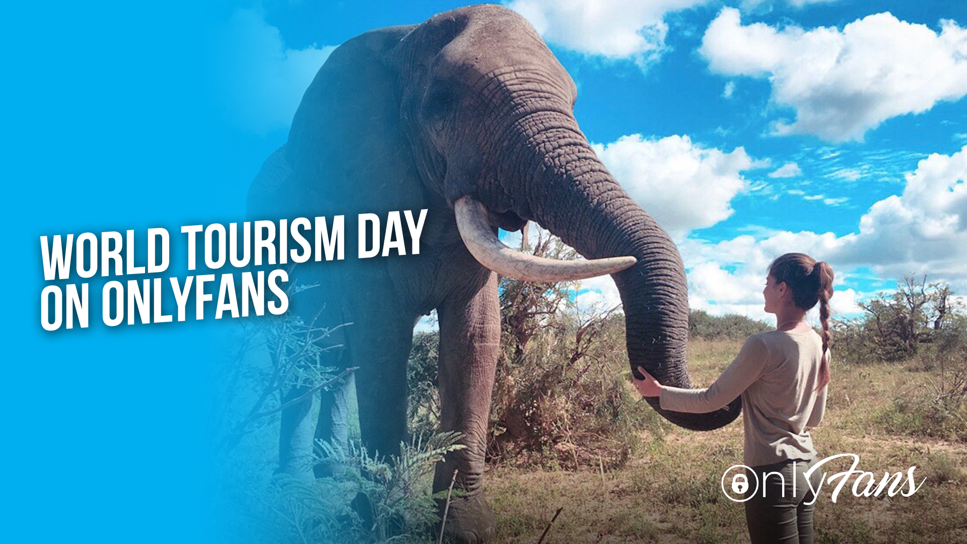 World Tourism Day on OnlyFans