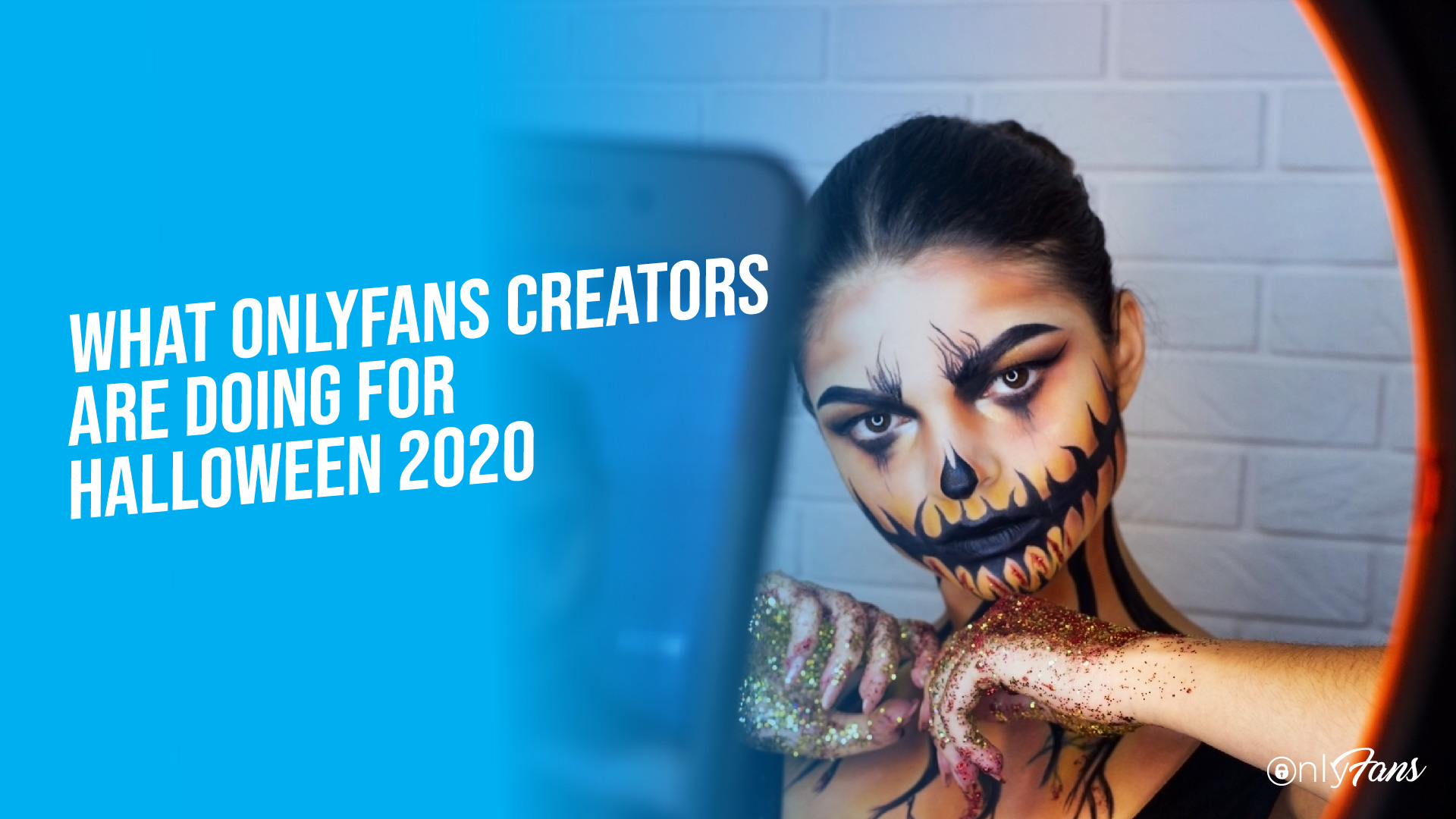 what onlyfans creators are doing for halloween 2020