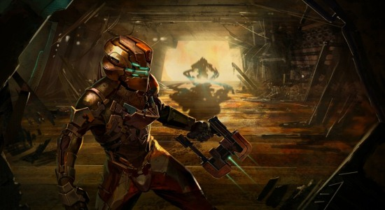 DJ Caruso is keen to work on an adaptation of hit horror/sci-fi game Dead Space)