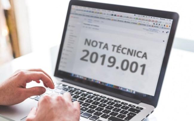 Nota Técnica 2019.001
