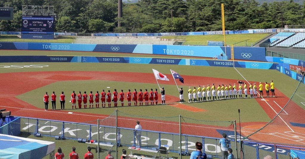 At the Olympics, Softball Makes a Comeback - Oogle Tickets ...