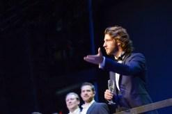 Lorenzo Viotti auf der Operngala der Oper Frankfurt © Barbara Aumüller