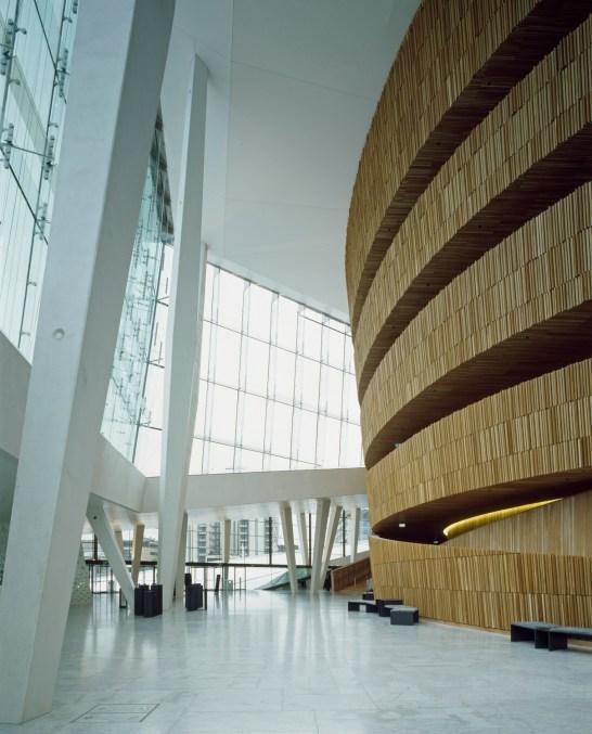 Den Norske Opera & Ballett, Oslo / Foto: Gerald Zugmann