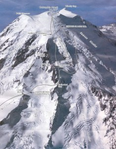 Mount Rainier,Disappointment Cleaver