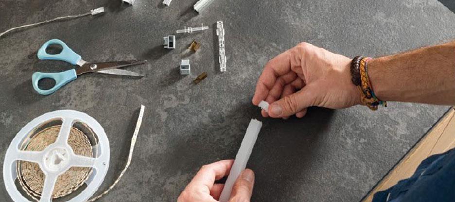 LED selber zuschneiden Expertentipp