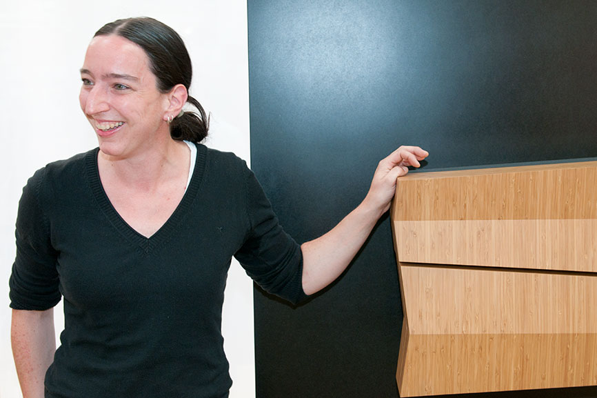 "Claudia Körschgen, Bundessiegerin ""Die Gute Form 2011"""