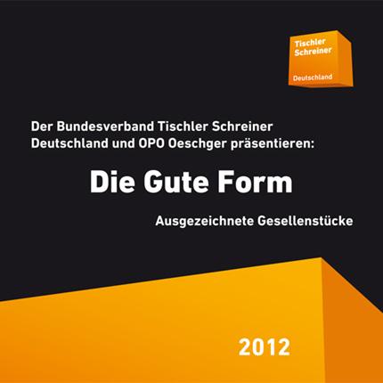 Die Gute Form 2012 – der Countdown läuft