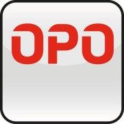 Logo der iPad App von OPO Oeschger