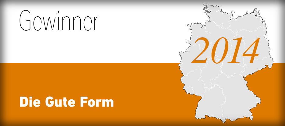 Header Ilustration Gewinner - Die Gute Form 2014