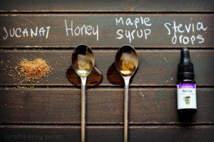 Sugar-Alternatives