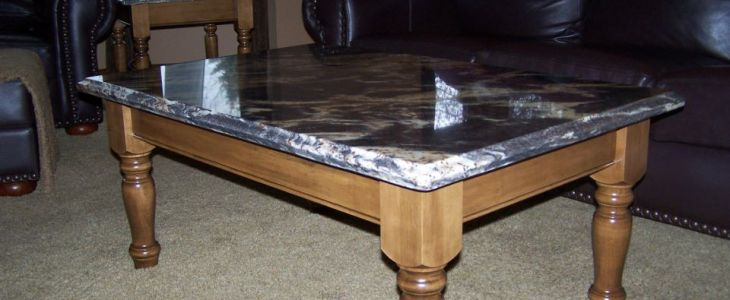 English Country End Table Leg & Jumbo English Coffee Table Leg