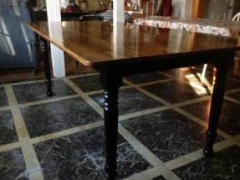 Farm Dining table Leg