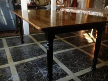 Farm Dining table Leg