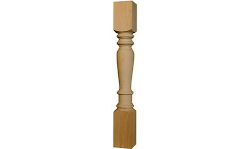 Islander Dining Table Leg