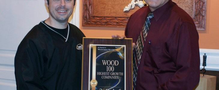 Osborne Wood Products Recognized Nationally