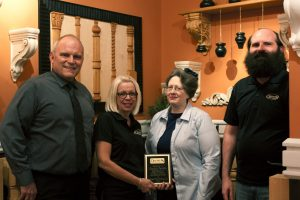 Osborne Employees Honored For Years of Service