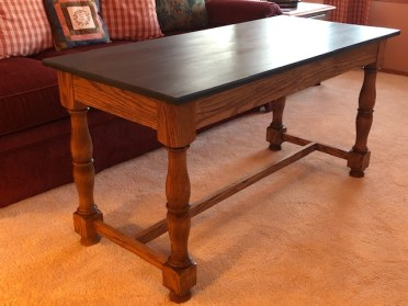 Grand Tavern Dining Table Leg